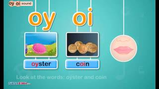 digraph  oy  oi  sound  phonics by turtlediary