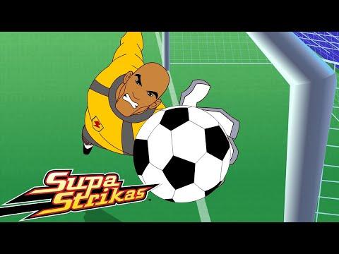Supa Strikas   Fastest Gloves in the West!   Full Episode   Soccer Cartoons for Kids