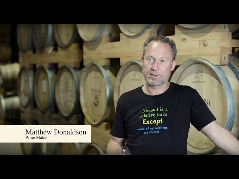 The story of the Donaldson family and Pegasus Bay Winery