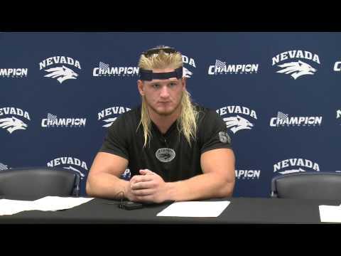 Brock Hekking Interview 9/14/2014 video.