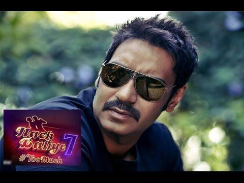 Nach Baliye 7 Finale | Ajay Devgan Takes Dhamakeda