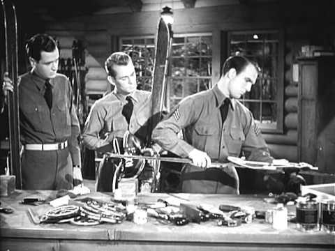 Σκι, Δέστρες, Μπότες Και Φώκιες από το… 1941!