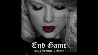 Taylor Swift - End Game feat. Ed Sheeran and Future (Official Audio)