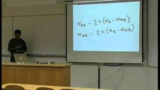 Thermodynamics: Quasichemical Solution Model