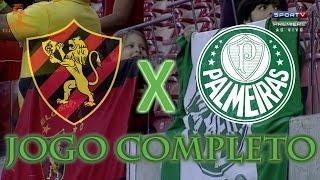 Assista jogos ( Completos ) do Campeonato Brasileiro ( Brasileirão ) 201? Sport x Palmeiras - Jogo Completo - Brasileirão 201?