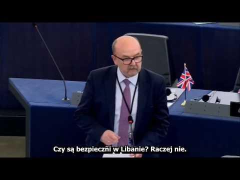 Debata o chrześcijanach w Parlamencie Europejskim