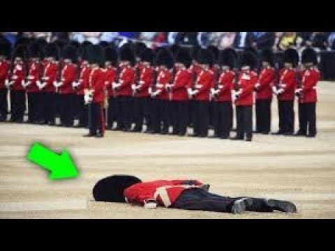Funny Moment Royal Guard Compilation #1