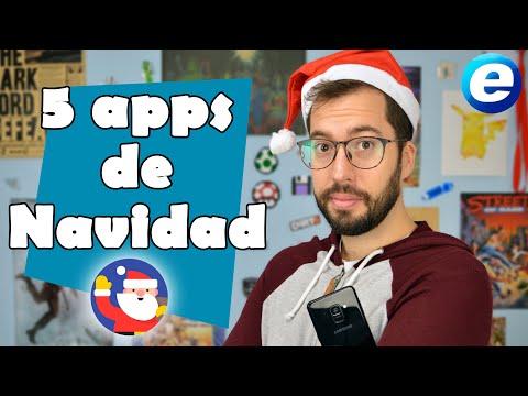Frases inteligentes - 5 aplicaciones de Navidad para tu móvil
