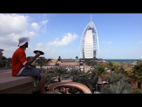 Dubai Frisbee Trick Shots | ...