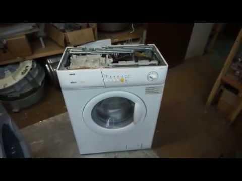 Стиральная машина электролюкс ремонт своими руками видео