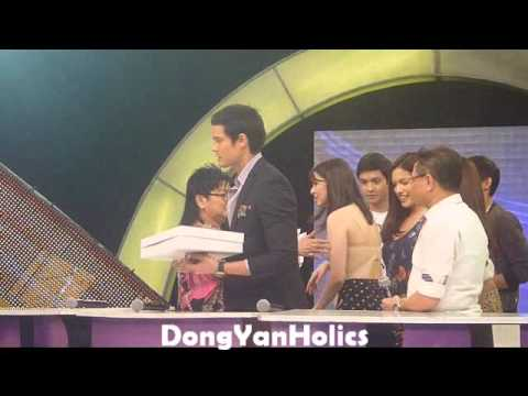 DongYan In Startalk -part3- (2-11-2012)
