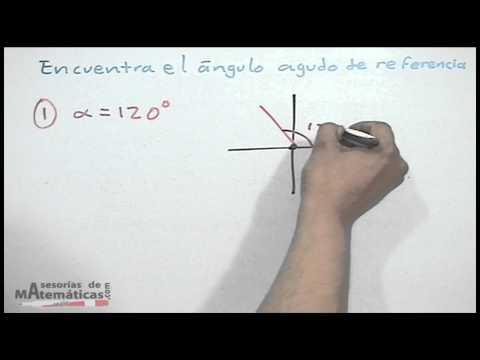 Referenz spitzen Winkel in der kartesischen Ebene - HD