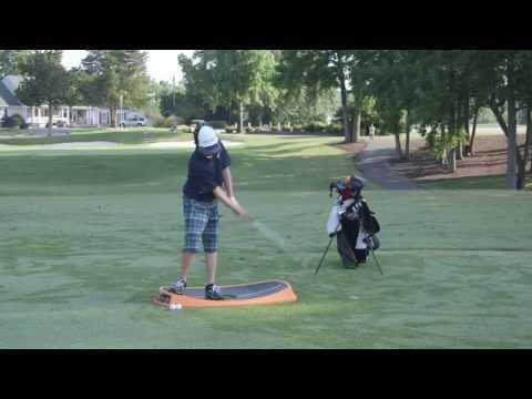 Junior Golf and the Orange Whip Trainer