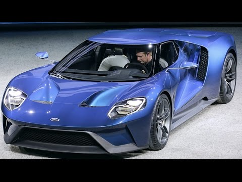 Ford GT 2016, Ford Shelby GT 350, Ford F 150 Raptor ...