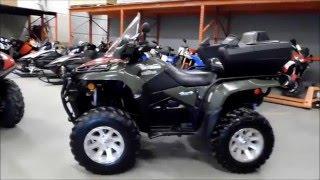 9. Vtt d'occasion en inventaire - Suzuki Kingquad 450 2009 #24787