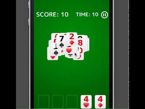 Video of Speed Poker - Solitaire Card G