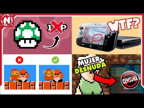 7 Cosas EXTRAÑAS que NO SABÍAS de Nintendo [5]