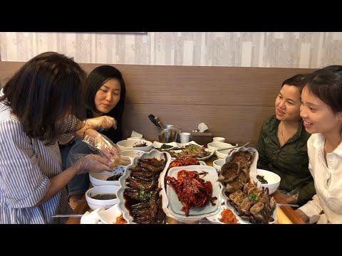 |TẬP 485|CUA TÔM NGÂM TƯƠNG,CUA TRỘN GIA VỊ THỊT TRÀO RA THƠM MẶN BÙI LÀM SẠCH TÔ CƠM!EATING SHOW! - Thời lượng: 27:39.