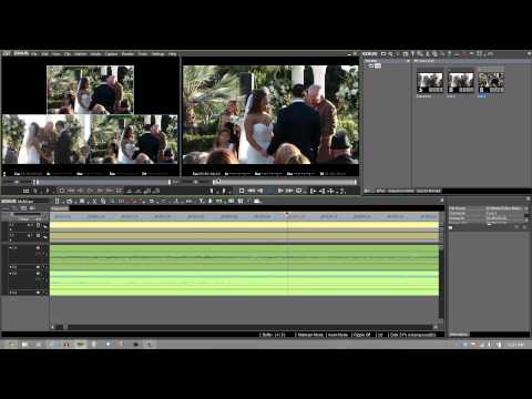Tutorial: Editing Multicam Video in Grass Valley EDIUS 7 Pro