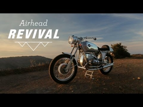 0 Airhead of the Class: Giving New Life to a Classic BMW Motorcycle [Video]
