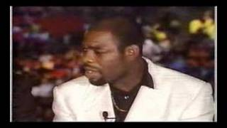 Thomas Hearns And Iran Barkley Interview 1992