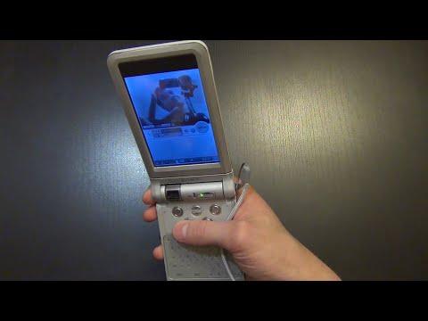Sony CLIE PEG-NX70V/U - нескучный КПК