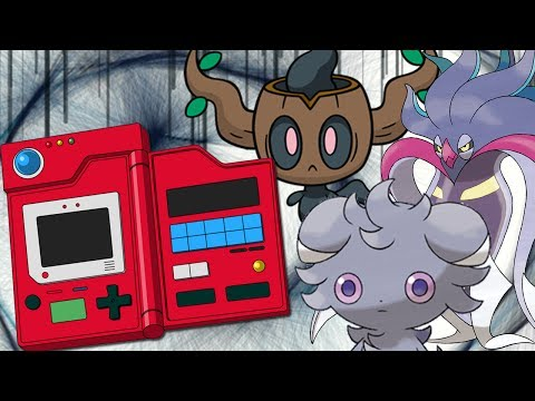 Weird/Creepy Pokédex Entries: X and Y