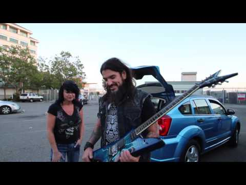 Machine Head guitarist has his guitar returned after 6 years of being stolen