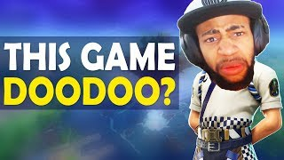 THIS GAME DOODOO? | HIGH KILL FUNNY GAME | SPEAKING SPANISH - (Fortnite Battle Royale)