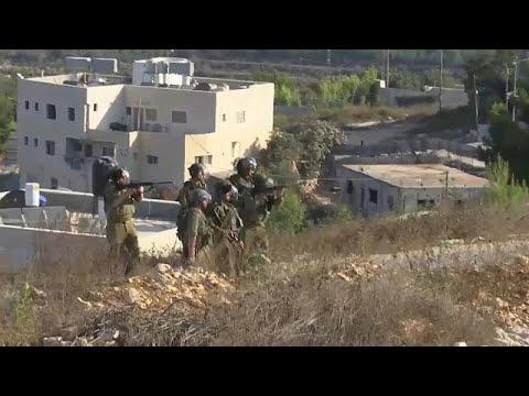 Westjordanland: Gewaltsame Räumung mehrerer Wohnhäuse ...