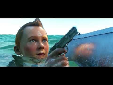 (6) The Wall Of Death: The Adventures Of Tintin (2011) - THAT SCENE