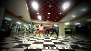 The 1st Impression - Thailand Dance Now Audition