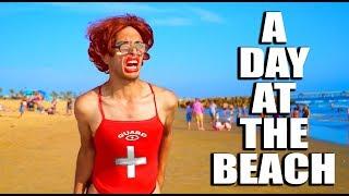 Video A Day at the Beach MP3, 3GP, MP4, WEBM, AVI, FLV Agustus 2018