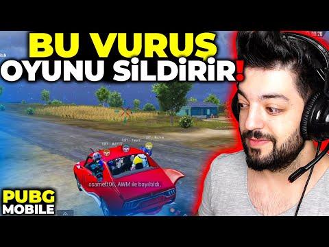 BU VURUŞ OYUNU SİLDİRİR !! PUBG MOBİLE