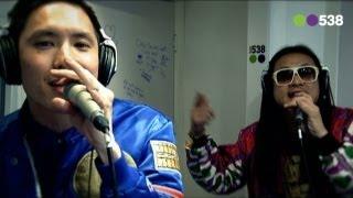 Far East Movement - Turn Up The Love (Live bij Radio538)