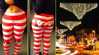 Video Epic Christmas Design Fails That Are So Bad, It's Hilarious 「 funny photos 」 MP3, 3GP, MP4, WEBM, AVI, FLV Desember 2017