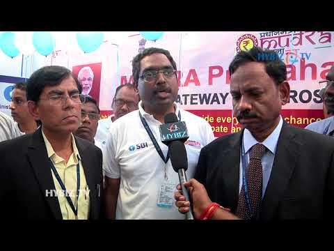, M.L.V.S.Prakash || Mudra Protsahan Abhiyaan Camp