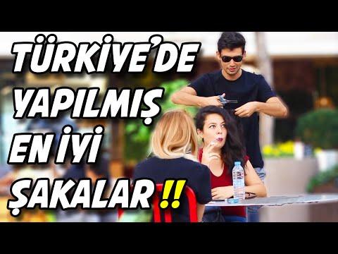 TÜRKİYE'DE YAPILAN EN İYİ ŞAKALAR VE SOSYAL DENEYLER  #2