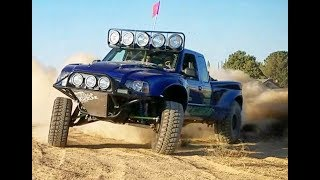 11. Ford Ranger Homebrew Trophy Truck - One Take
