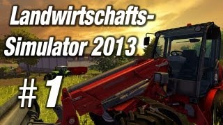 Landwirtschafts-Simulator 2013 - Walkthrough-Interview mit Giants Software - Teil 1