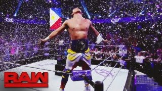Nonton T J  Perkins Becomes Raw S First Wwe Cruiserweight Champion  Raw  Sept  19  2016 Film Subtitle Indonesia Streaming Movie Download