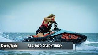 10. Sea-Doo Spark Trixx – PWC Test