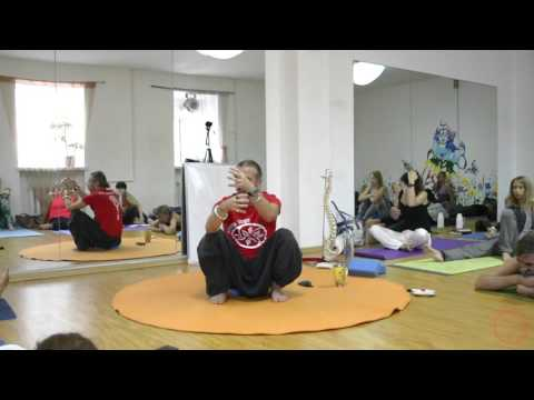 Ишвара-йога. Анатолий Зенченко. О том, почему так важен тонус мышц.
