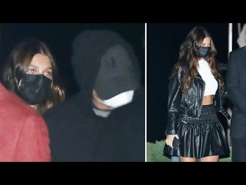 Leonardo DiCaprio Goes Super Incognito For Nobu Dinner Date With Camila Morrone
