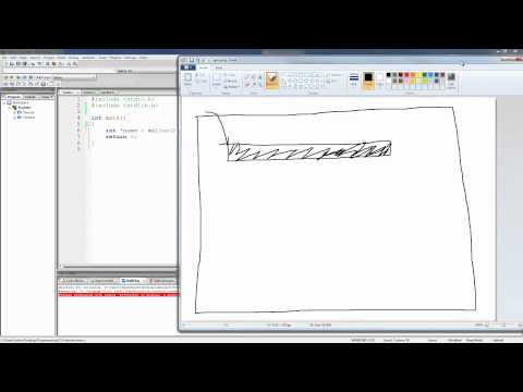 C Programming Tutorial 63, Memory Functions pt.1 and the Heap