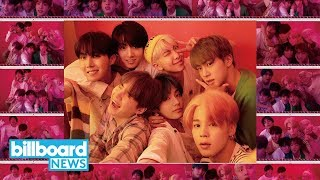 Video BTS' ARMY Reacts to 'Map of the Soul: Persona' | Billboard News MP3, 3GP, MP4, WEBM, AVI, FLV Juni 2019