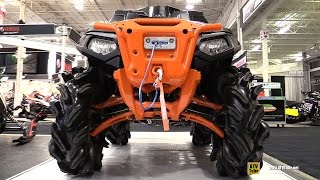7. 2016 Polaris Sportsman 1000 XP High Lifter Recreational ATV - Walkaround - 2015 Toronto ATV Show