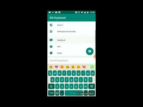 Baixar whatsapp - como colocar um teclado exclusivo para o WhatsApp
