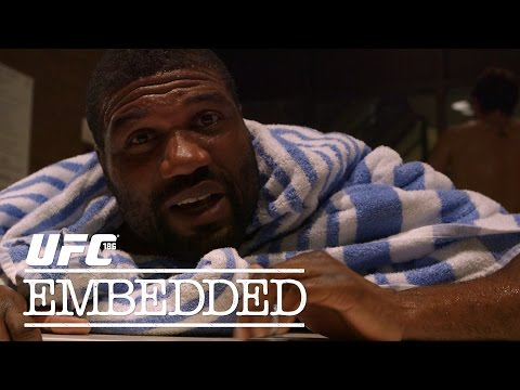 UFC 186 Embedded: Vlog Series – Episode 3
