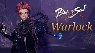 Видео к игре Blade and Soul из публикации: Релиз класса Warlock для евро версии Blade & Soul